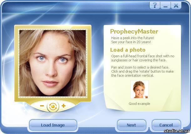 как состарить лицо на фото онлайн